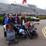 Buggies and Queen Mary 2