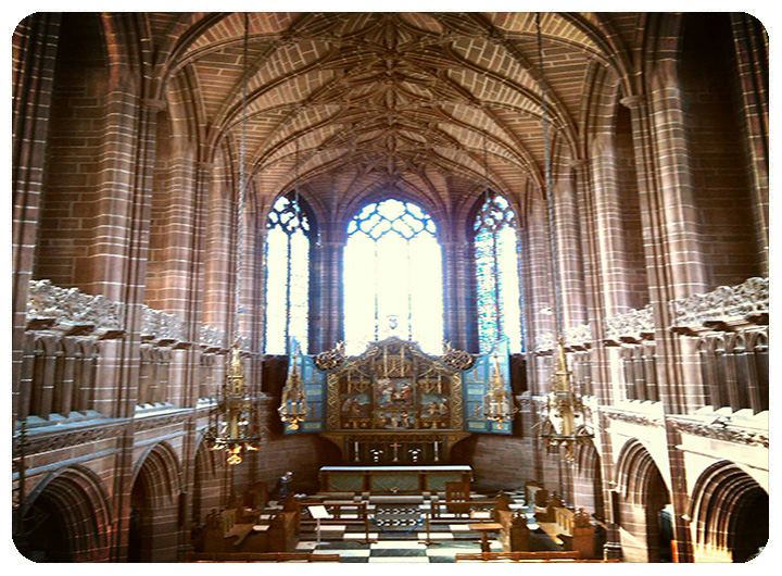 The Lady Chapel