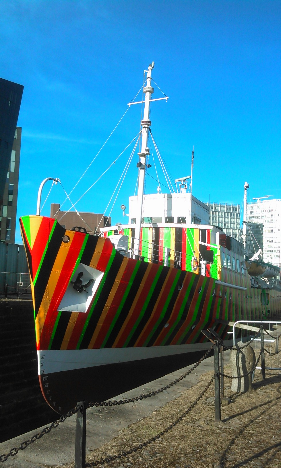 Dazzle Ship – Liverpool