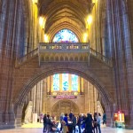 Liverpool Cathedral Buggy Tour in action
